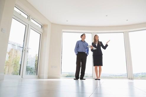 Beim Besichtigungstermin können Sie sich selbst von der Wohnung überzeugen.