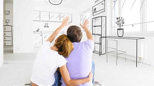 Mit dem Partner zusammenziehen: So meistern Sie die erste grosse Bewährungsprobe