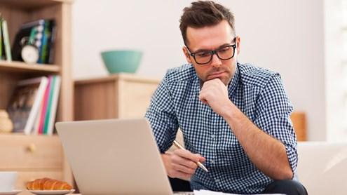 Zuhause arbeiten: Muss ich den Vermieter fragen?