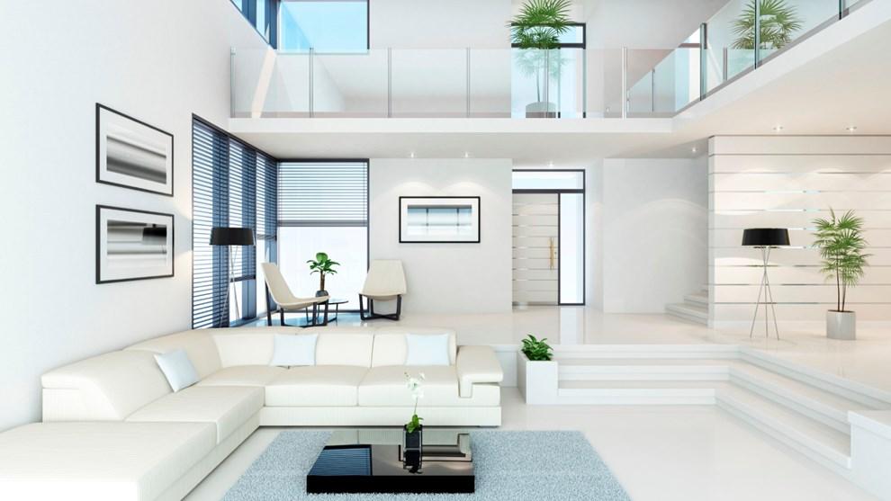 les styles d am nagement int rieur le style minimaliste. Black Bedroom Furniture Sets. Home Design Ideas