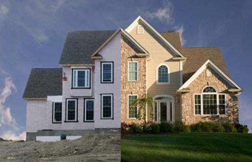 altes haus renovieren altbau modernisiert, bauen & renovieren: altes haus sanieren oder gleich ein neues bauen?, Design ideen
