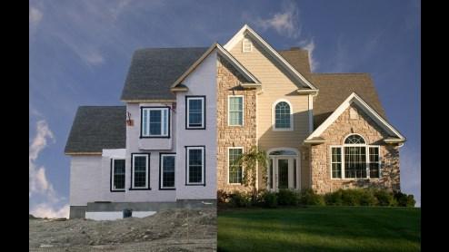 Bauen & Renovieren: Altes Haus sanieren oder gleich ein neues bauen?