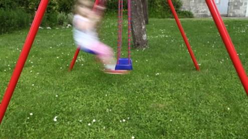 Un jardin sûr pour les enfants