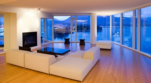 Je besser die Lage einer Immobilie ist, desto höher der Preis.