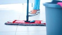 Nettoyage du logement: carrelages et sols