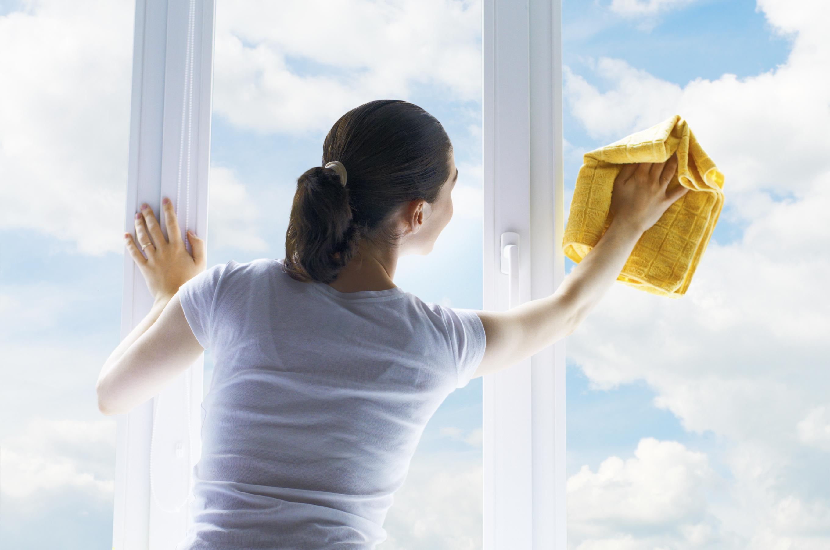 Beliebt Fenster reinigen – Wohnungsreinigung QO93