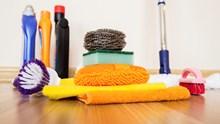 Le nettoyage avant la remise du logement