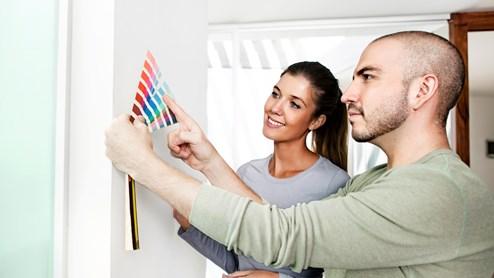 Ein Umbau der Mietwohnung ist nur mit der Zustimmung des Vermieters möglich.