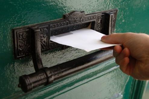 Der Vermieter muss für die Kündigung ein amtliches Formular verwenden.