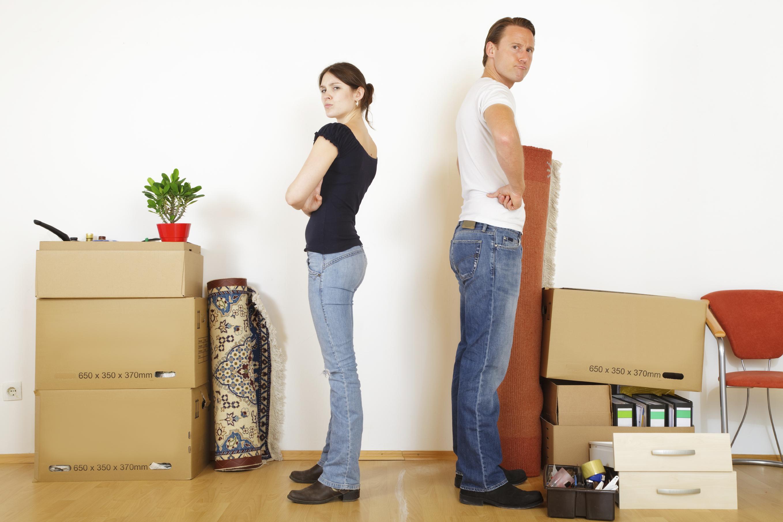 Scheidung Wohnung