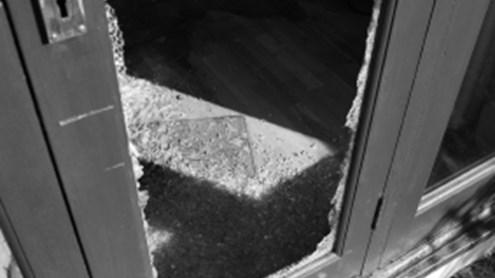 Cambriolage: Qui est responsable des dommages?