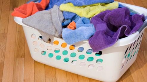 Streit in der Waschküche muss nicht sein.