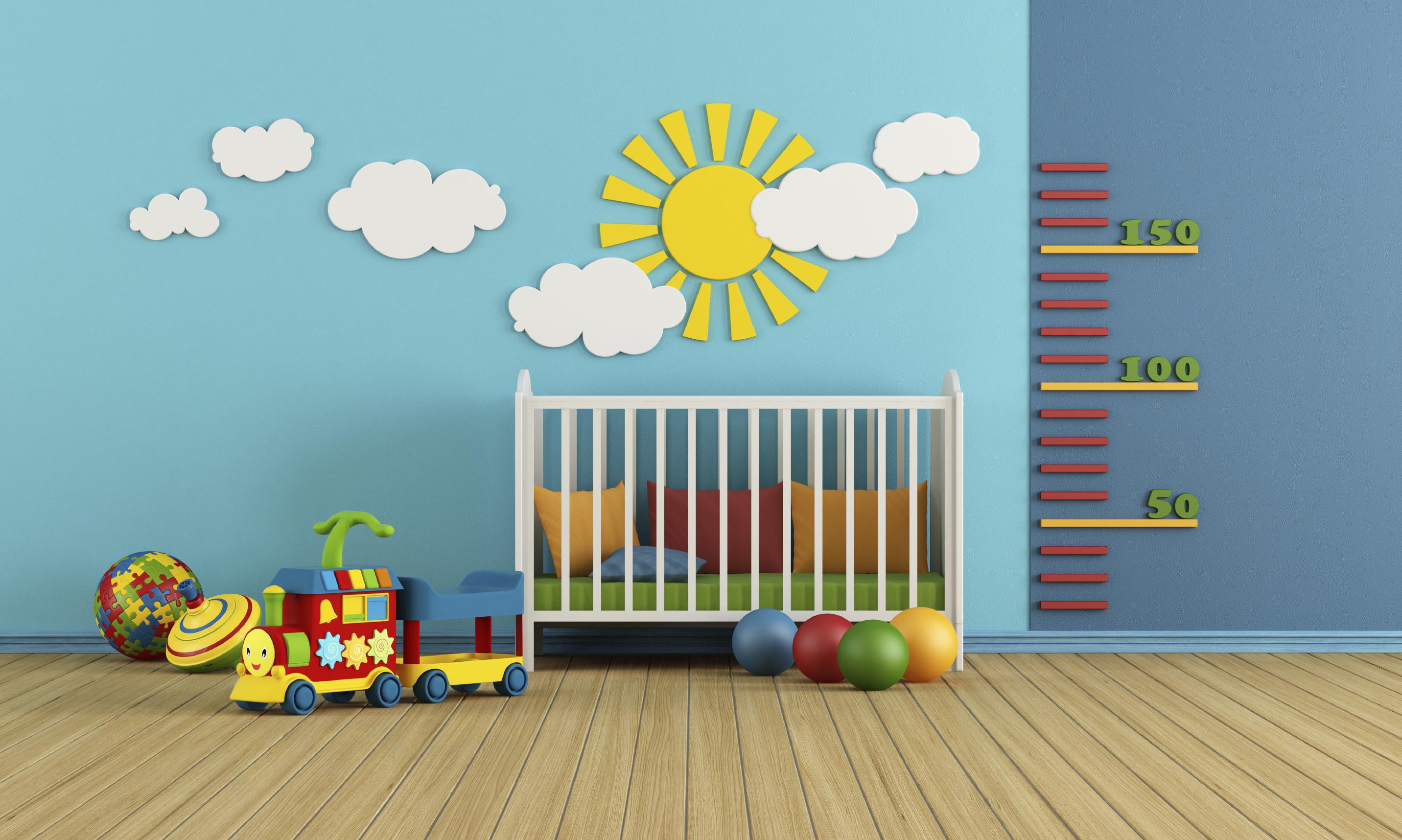 Le feng shui dans la chambre d enfant for Feng shui lit enfant