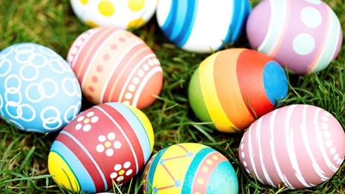 Colorer des œufs de Pâques de façon naturelle