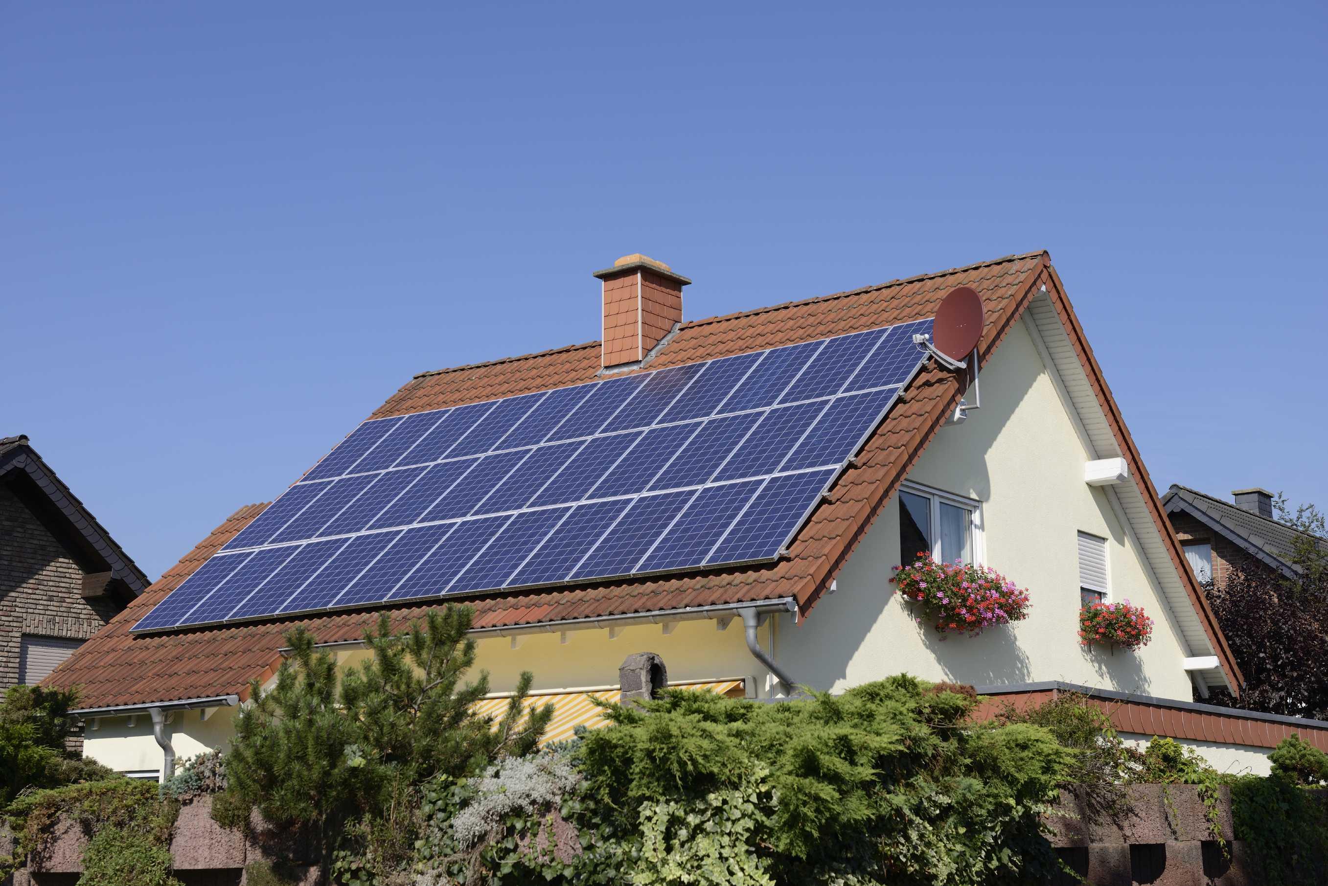 umweltfreundliche sonnenkollektoren solaranlagen. Black Bedroom Furniture Sets. Home Design Ideas