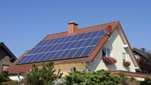 Umweltfreundliche Wärme mit Sonnenkollektoren