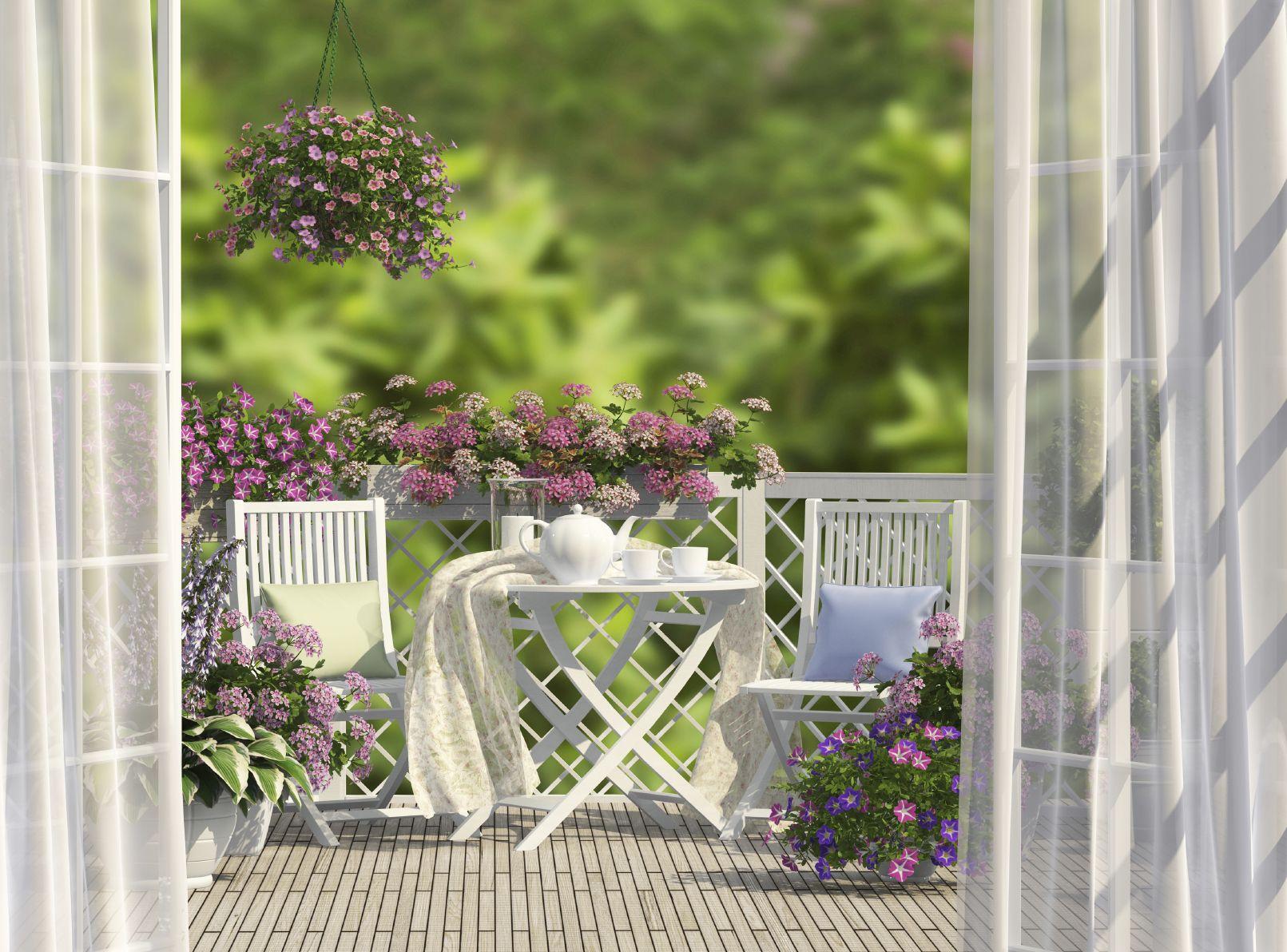 Arredo Balconi E Terrazze giardino - terrazze e balconi trasformati in oasi di verde