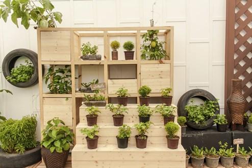 Oase Terrassen garten - wie aus terrasse oder balkon eine grüne oase wird