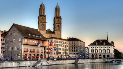 Bei der Wohnungssuche in Zürich muss man geduldig sein.