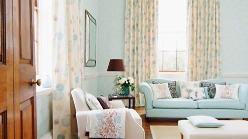 Pastelltöne: Ein lässig-leichtes Wohngefühl