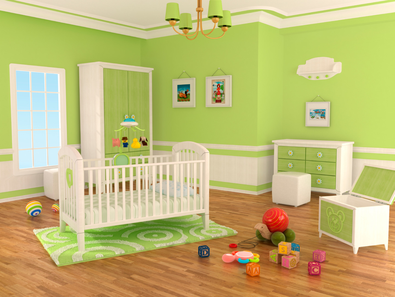 Stunning Babyzimmer Kinderzimmer Koniglichen Stil Einrichten ...
