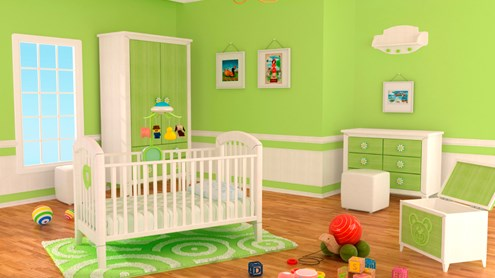 Elaborer un concept d'aménagement pour la chambre