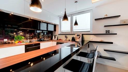 La cucina moderna - cucinare in modo veloce e pratico