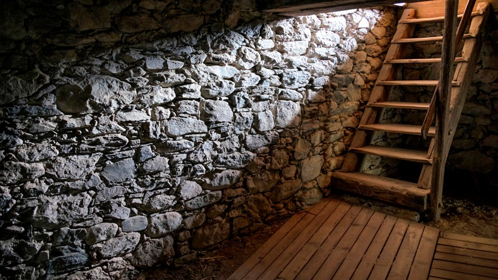Der Keller Ist Auch Hobbyraum