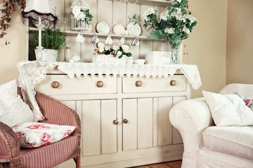 der vintage stil. Black Bedroom Furniture Sets. Home Design Ideas