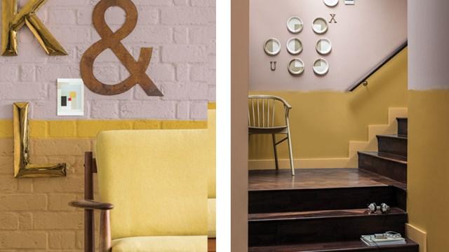 Emejing Farbe Ocker Kombinieren Goldocker Ideas - Milbank.us ...