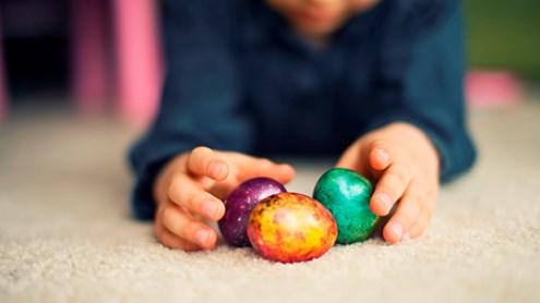 Die 10 besten Osterverstecke