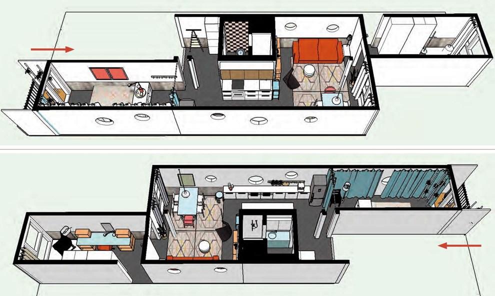 wohnen im schiffscontainer. Black Bedroom Furniture Sets. Home Design Ideas