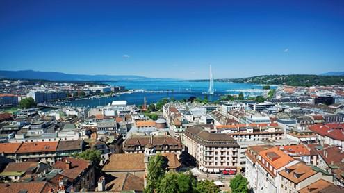 Le marché immobilier de Genève