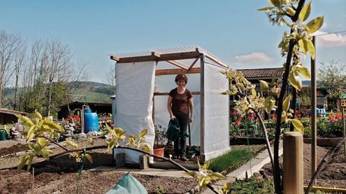 Il mio giardino in città: l'orto privato