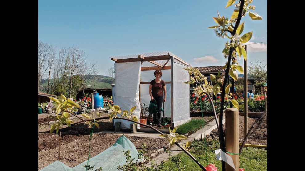 urban gardening der schrebergarten. Black Bedroom Furniture Sets. Home Design Ideas
