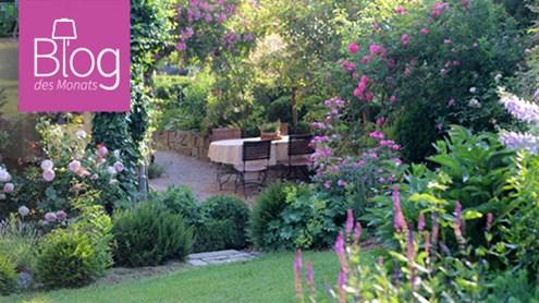 800 Quadratmeter Gartenparadies