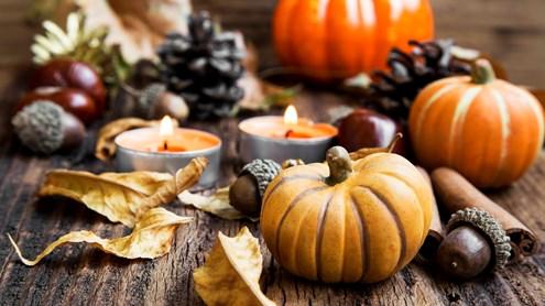 Inviter l'automne à la maison