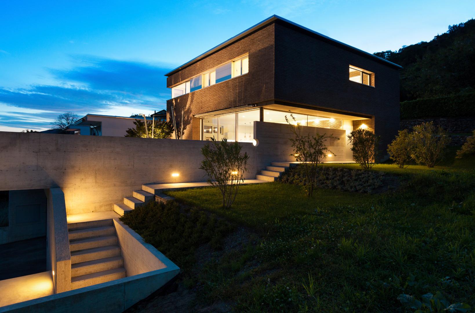 Consigli per l illuminazione esterna