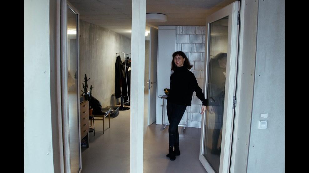 wohnen auf kleinem raum. Black Bedroom Furniture Sets. Home Design Ideas