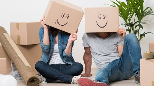 Gemeinsame Wohnung: So klappt das Zusammenleben ohne Streit