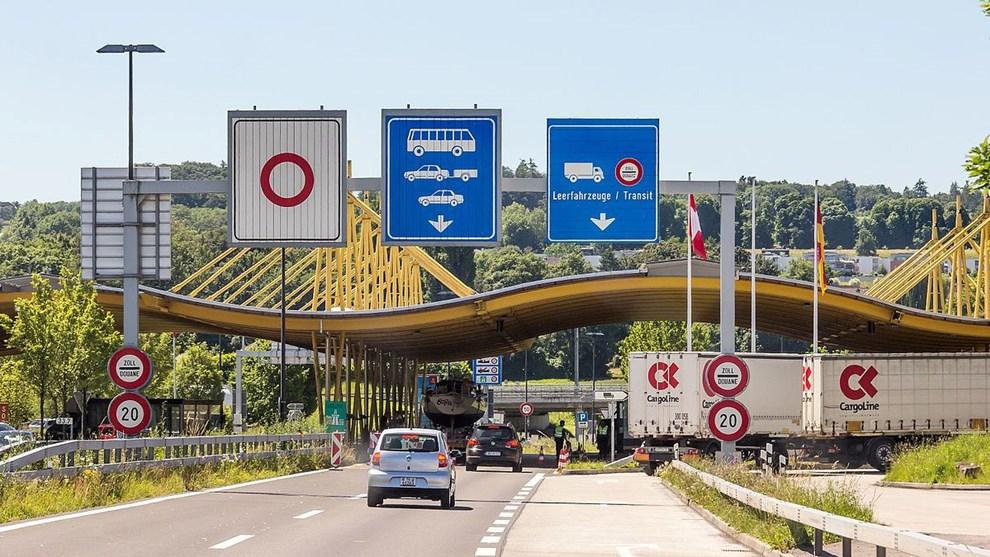 Traslocare in Svizzera