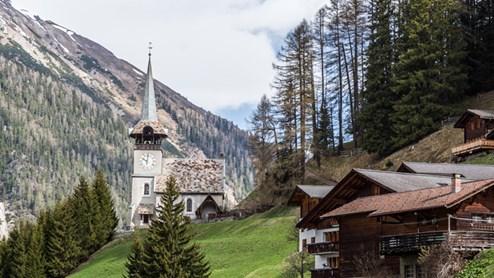 Monstein Das schönste Dorf der Schweiz