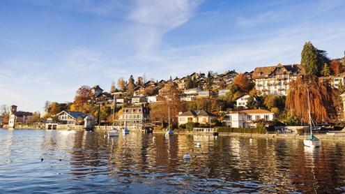 Oberhofenest élu plus beau village de Suisse 2018