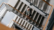 Streitpunkt: Reinigung Treppenhaus