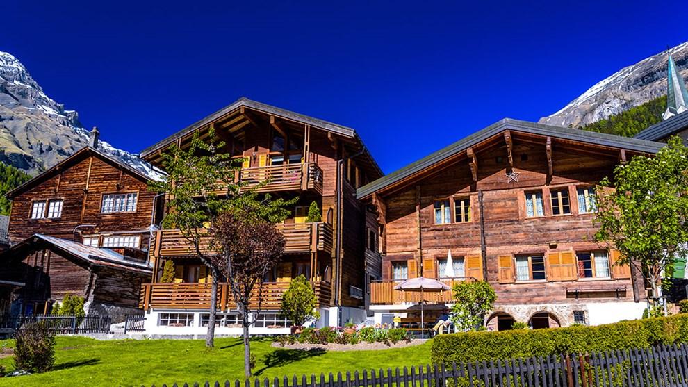 Ferienhaus Chalet Brienz